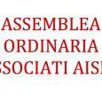 E' convocata l'Assemblea ordinaria degli associati dell'Associazione Italiana Salute Mentale Infantile (A.I.S.M.I) a Roma presso l'aula 3 della Facoltà di Medicina e Psicologia, Via dei Marsi 78, in prima convocazione […]